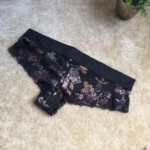 PINK Victoria's Secret Intimates & Sleepwear - Victoria's Secret Pink lace Cheekster underwear
